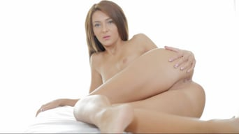 Alexis Brill in 'After Workout Rub Down'
