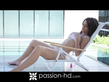 Joseline Kelly - Poolside Passion