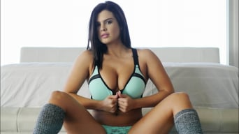 Keisha Grey in 'Stretched Out'