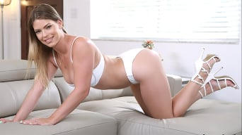 Leah Lee in 'Cool Heat'